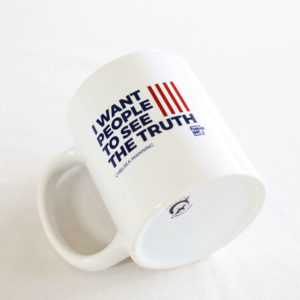 Chelsea Manning – Truth Mug