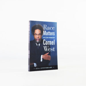 Cornel West – Race Matters, 25th Anniversary (Signed)