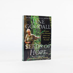 Jane Goodall – Seeds of Hope (Signed)