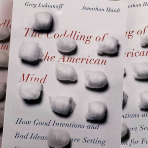 Jonathan Haidt: The Coddling of the American Mind (Signed)
