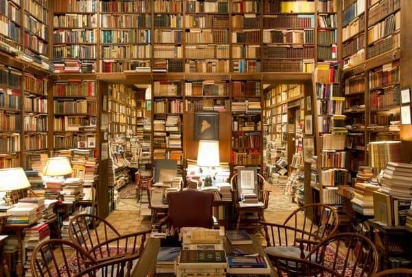 The personal library of Professor of Humanities, Richard A. Macksey (1931-2019)